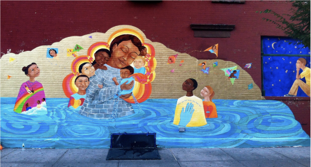 murals for social change