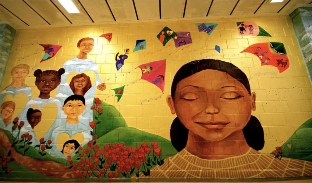 mural for social change